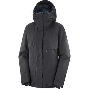 Salomon Proof LT Insulated Jacket Women black black