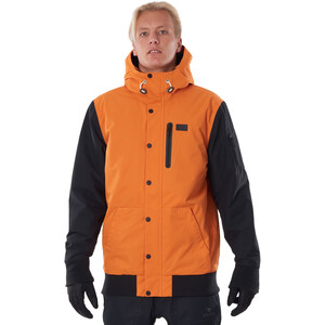 Rip Curl Traction Jacke Herren burnt orange burnt orange