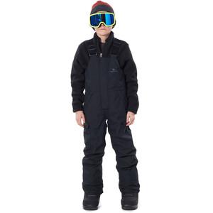 Rip Curl Trägerhose Kinder jet black jet black