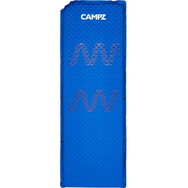 CAMPZ Selbstaufblasbare Matte 5 blue