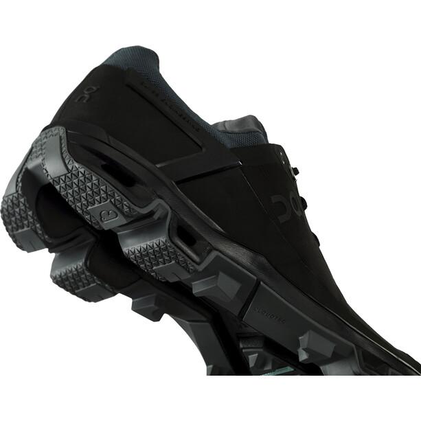 On Cloudventure Peak Shoes Men svart
