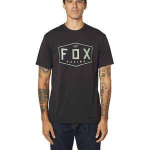Fox Crest SS Tech Tee Men black/green black/green