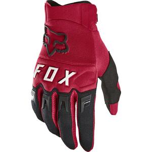 Fox Dirtpaw Gloves Men röd röd