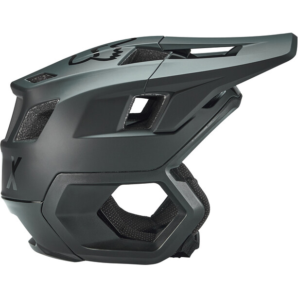 Fox Dropframe Pro Pyöräilykypärä Miehet, musta