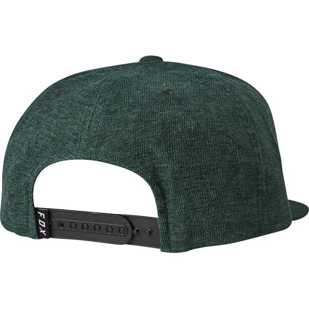 Fox Instill Snapback Hat Men emerald