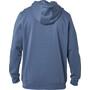 Fox Legacy Moth Fleece Pullover Herren blue steel