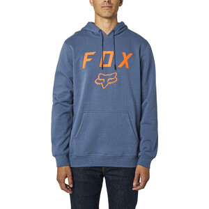 Fox Legacy Moth Fleece Pullover Herren blue steel blue steel