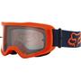 Fox Main Stray Goggles Jugend fluorescent orange