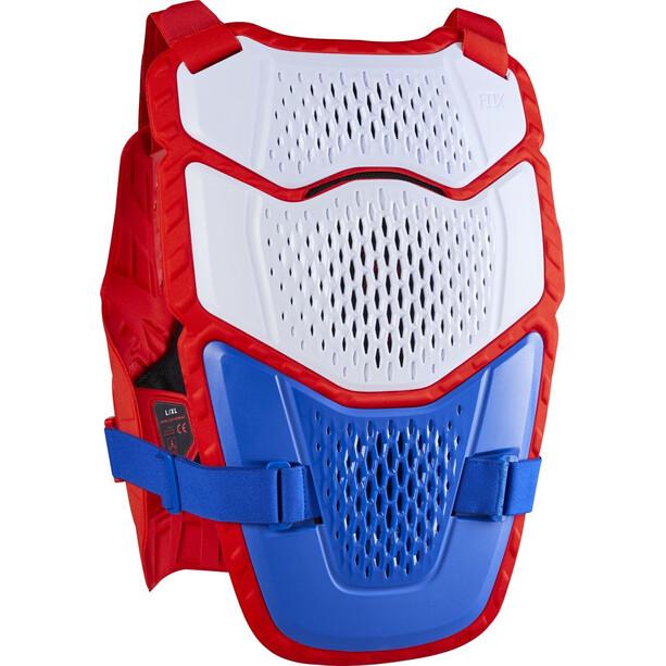 Fox Raceframe Impact Brustprotektor Herren blue/red