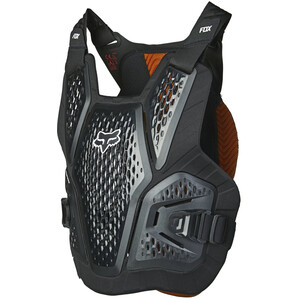 Fox Raceframe Impact SB D3O Brustprotektor Herren black black