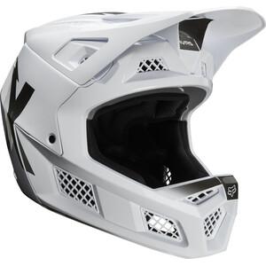 Fox Rampage Pro カーボン Wurd ヘルメット メンズホワイト