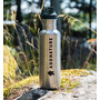 addnature V2 Stainless Steel Bottle 800ml silver
