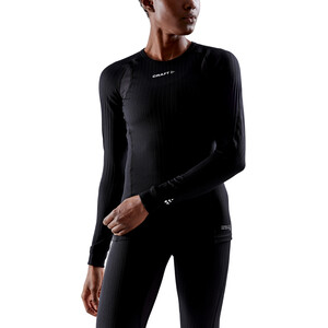 Craft Active Extreme X Roundneck LS Top Women black black