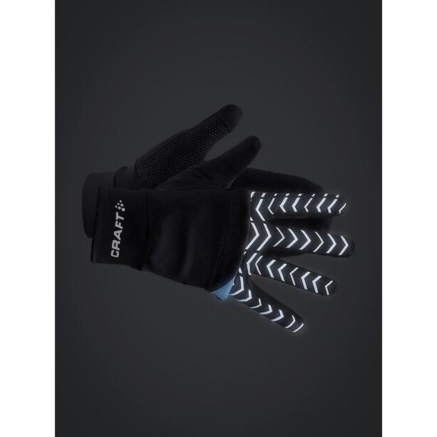 Craft ADV Lumen Hybrid Handschuhe schwarz