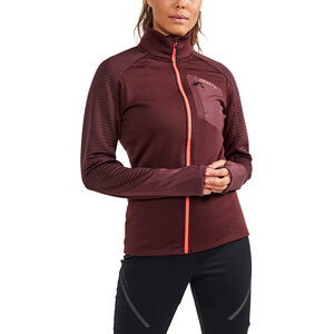 Craft ADV Tech Full-Zip Midlayer Damen peak peak