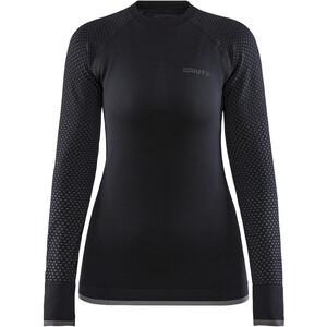Craft ADV Warm Fuseknit Intensity Langarm Oberteil Damen schwarz schwarz