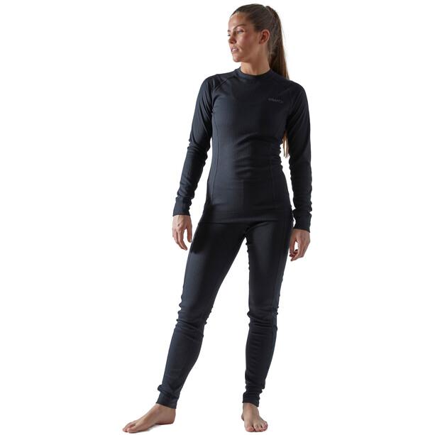 Craft Core Dry Baselayer Set Damen black