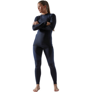 Craft Core Dry Fuseknit Baselayer Set Damen black black