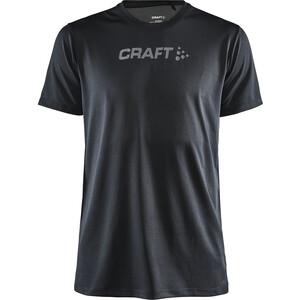 Craft Core Essence Kurzarm Mesh T-Shirt Herren black black