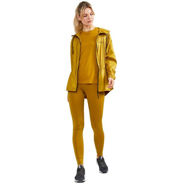 Craft Core Essence Tights Damen gelb