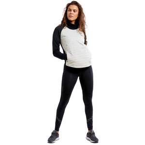 Craft Lumen Urban Run Tights Women black/silver black/silver