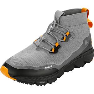 Craft Nordic Fuseknit Hydro Mid-Cut Schuhe Herren grau/schwarz grau/schwarz