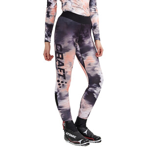 Craft Pro Velocity Tights Damen multi/black multi/black