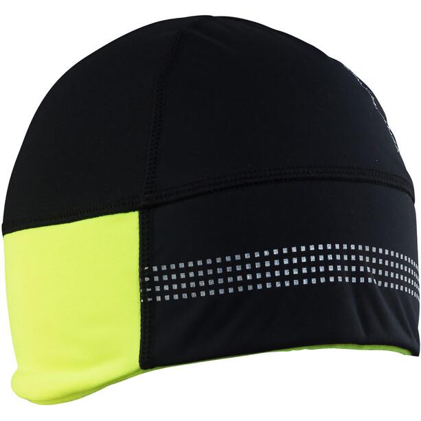 Craft Shelter 2.0 Mütze schwarz/gelb