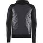 Craft SubZ Kapuzensweater Herren black
