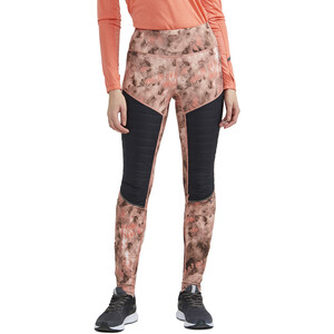 Craft SubZ Padded Tights Women print nova/buff print nova/buff