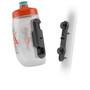 Fidlock Twist Bottle 450 inkl. Base Fahrrad-Befestigung orange/blue