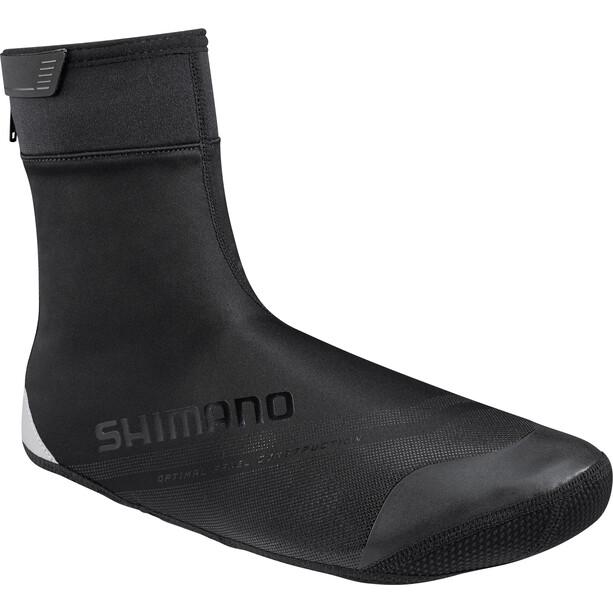 Shimano S1100X Softshell Überschuhe schwarz