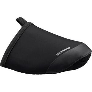 Shimano T1100R Softshell Zehenwärmer schwarz schwarz