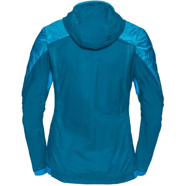 VAUDE Moab Ultralight Hybrid Jacke Damen kingfisher