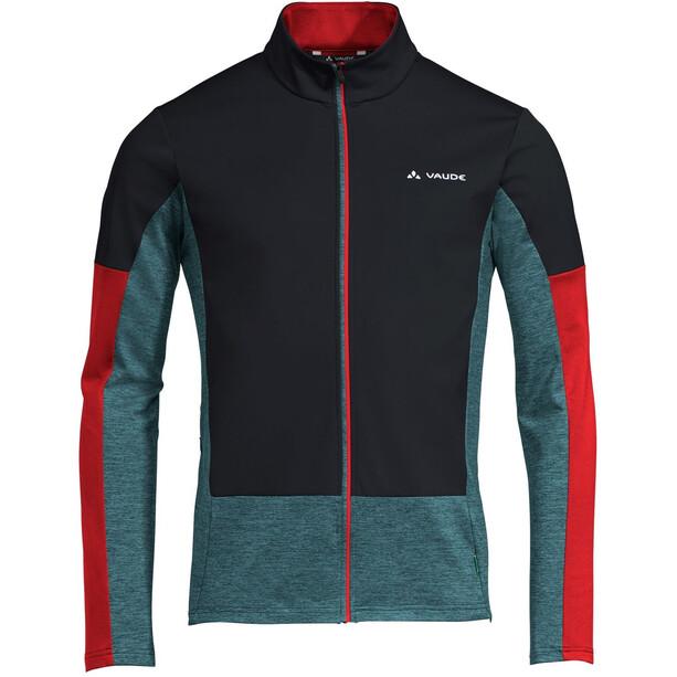 VAUDE All Year Moab Full-Zip T-Shirt Herren black