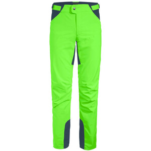 VAUDE Qimsa II Softshell Hose Herren vibrant green vibrant green