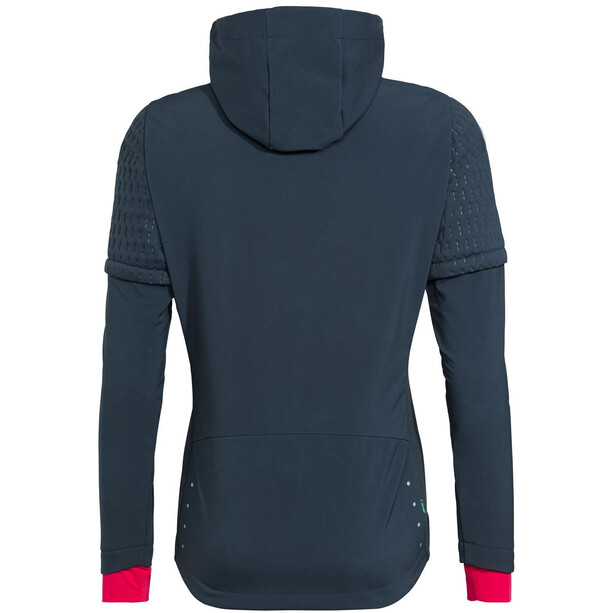 VAUDE All Year Moab Zip-Off Jacket Women steelblue