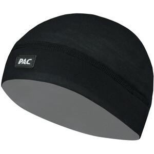 P.A.C. Primaloft Mütze schwarz schwarz