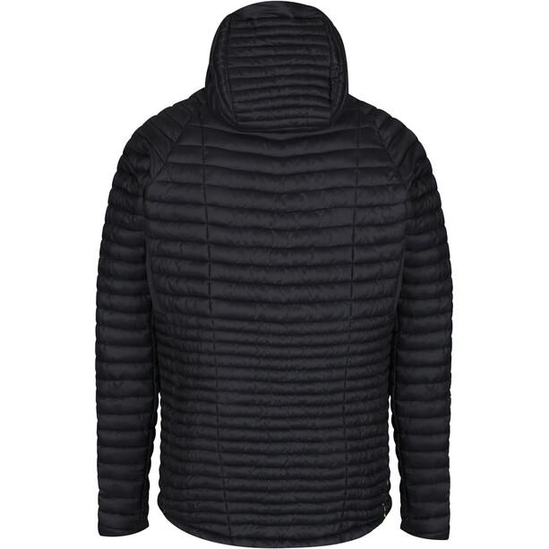 inov-8 Thermoshell Pro FZ Jacket Men black/green