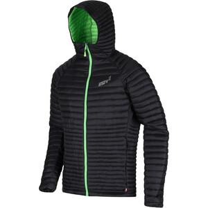 inov-8 Thermoshell Pro FZ Jacket Men black/green black/green