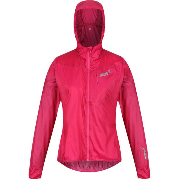 inov-8 Windshell FZ Jacket Women pink
