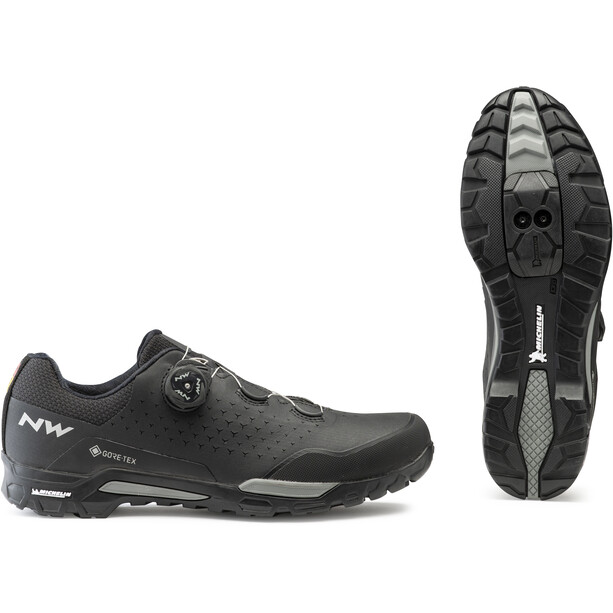 Northwave X-Trail Plus GTX MTB Schuhe Herren black