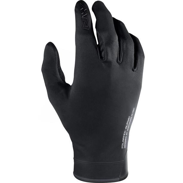 Northwave Fast Polar Vollfinger-Handschuhe Herren black