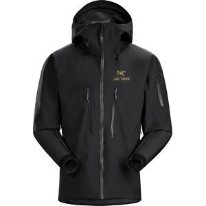 Arc'teryx Alpha SV Jacket Men 24k black 24k black