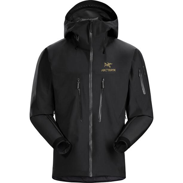 Arc'teryx Alpha SV Jacket Men 24k black
