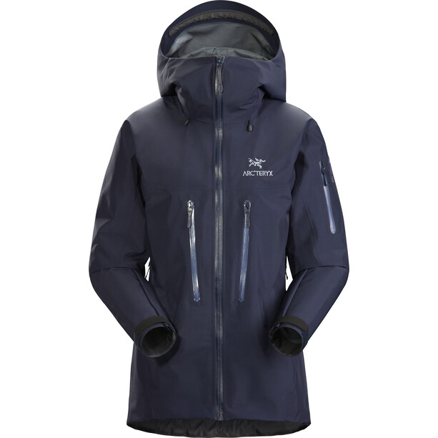 Arc'teryx Alpha SV Jacket Women cobalt moon