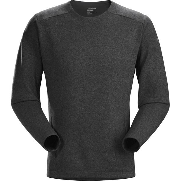 Arc'teryx Covert LT Pullover Men black heather