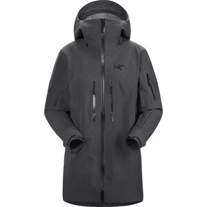 Arc'teryx Incendia Jacket Women black heather black heather