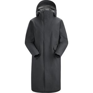 Arc'teryx Sandra Coat Women black heather black heather
