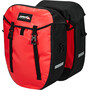 Red Cycling Products Urban Twin II Gepäckträgertasche 1 Paar red